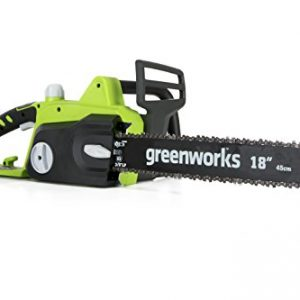 Greenworks 18-Inch 14.5 Amp Corded Electric Chainsaw