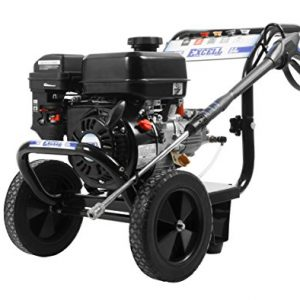 excell PSI 2.8 GPM Cold Water 212CC Gas Powered Pressure Washer