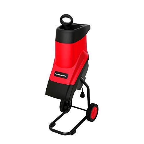 PowerSmart 15-Amp Electric Garden Chipper/Shredder