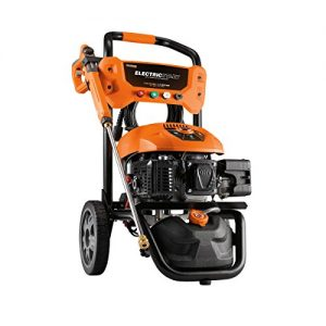 Generac Gas Pressure Washer 3100 PSI 2.5 GPM Lithium-Ion Electric Start