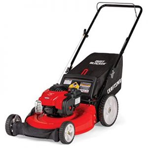 Craftsman 140cc Briggs & Stratton 550e Gas Powered High-Wheeled