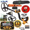 Garrett ACE 400 Metal Detector with Waterproof Coil Pro-Pointer AT
