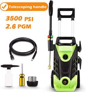 Homdox 3500 PSI Electric Pressure Washer