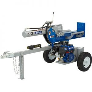 Powerhorse Horizontal/Vertical Log Splitter-22 Tons