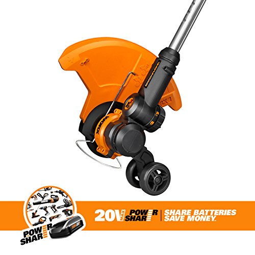 Worx Wg160 Gt 2 0 20v Powershare Cordless String Trimmer