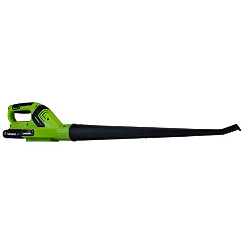 Earthwise 20-Volt 150MPH Cordless Blower, 2.0AH Battery & Fast Charger Included
