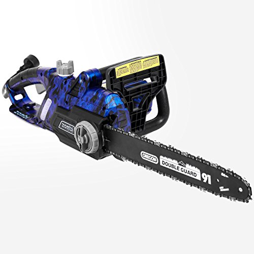 Zombi 16-Inch 120-Volt 13-Amp Corded Electric Chainsaw