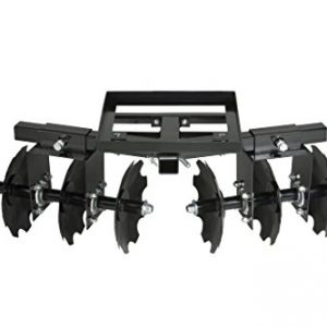 Impact Implements Pro Disc Plow/Harrow for ATV/UTV