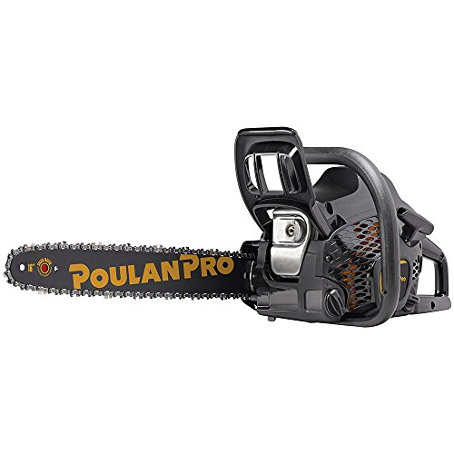 Poulan Pro , 16 in. 40cc 2-Cycle Gas Chainsaw