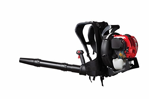 Troy-Bilt EC 32cc 4-Cycle Backpack Blower with JumpStart Technology