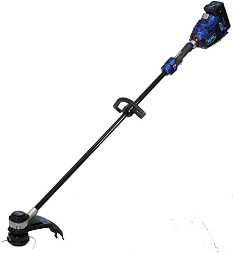 Zombi 15-Inch 58-Volt 4Ah Lithium Cordless Electric Straight