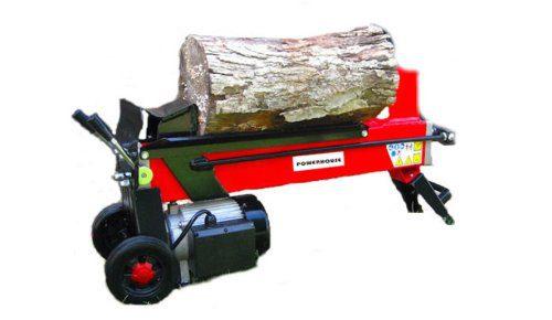 Powerhouse Electric Hydraulic Log Splitter
