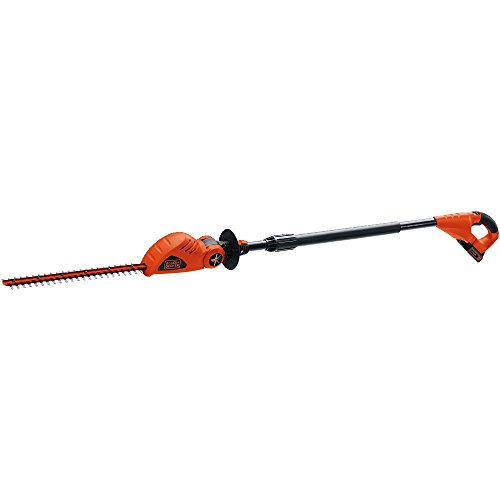 BLACK+DECKER 20V MAX Cordless Pole Hedge Trimmer