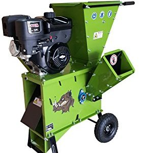YARDBEAST 305cc Wood Chipper Shredder