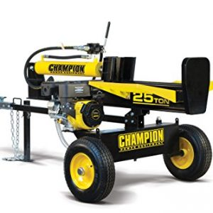 Champion 25-Ton Horizontal/Vertical Full Beam Gas Log Splitter