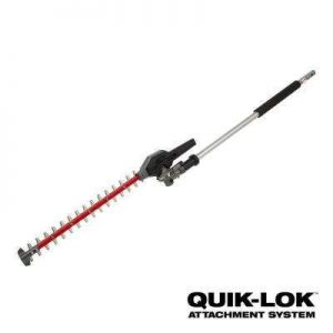 M18 FUEL Hedge Trimmer Attachment for Milwaukee QUIK-LOK