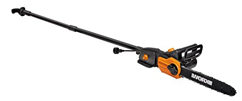 """WORX 8 Amp 10"""" 2-in-1 Electric Pole Saw & Chainsaw"""