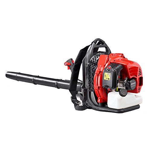 Jonsered, 50.2cc 2-Cycle Gas 692 CFM 251 MPH Backpack Leaf Blower