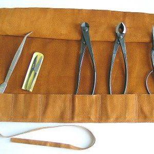 7 Pc Intermediate Bonsai Tool Set Joshua Roth LTD