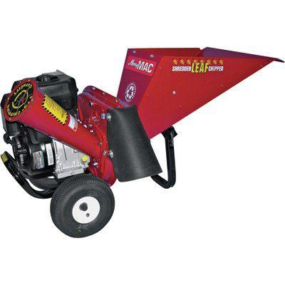 Merry Mac Chipper/Shredder - 249cc Briggs & Stratton OHV Engine