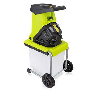 Electric Corded Shredder Chipper Mulcher