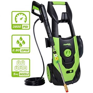 PowRyte Elite 3800 PSI 2.80 GPM Electric Pressure Washer