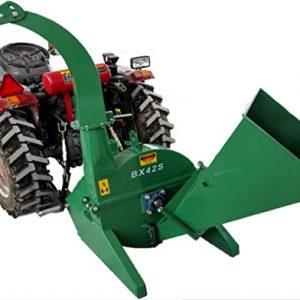 "4""x10"" PTO Tractor Wood Chipper Shredder"