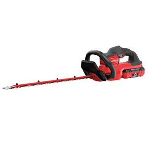 CRAFTSMAN V60 Cordless Hedge Trimmer, 24-Inch