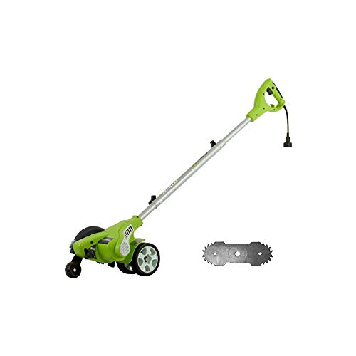 Greenworks 12 Amp Corded Edger with Extra Blade