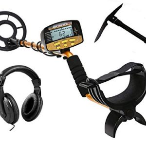 NALANDA Metal Detector, 18khz Treasure Hunters Gold Finder