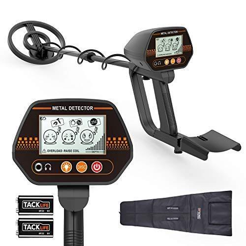Metal Detector, 3 Modes Waterproof Metal Detector