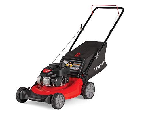Craftsman 140cc 21-Inch 3-in-1 Gas Powered Push Lawn Mower