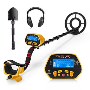 URCERI GC- Metal Detector High Accuracy Waterproof