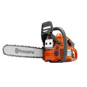 Husqvarna Rancher, 18 in. 50.2cc 2-Cycle Gas Chainsaw