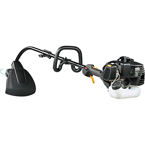 Poulan Pro , 16 in. 25cc 2-Cycle Gas Curved Shaft String Trimmer