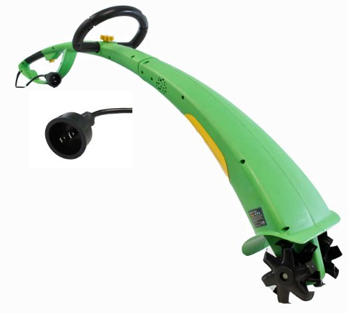 """New Power Glide 1/3 HP 6"""" Cutting Width Corded Electric Garden"""