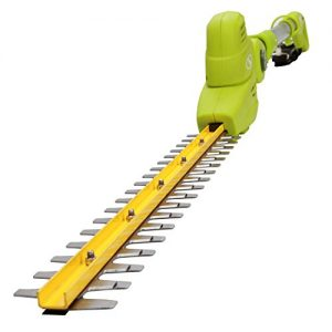 Sun Joe 18-Inch Electric Telescoping Pole Hedge Trimmer