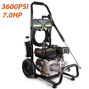 Mabay Gas Pressure Washer, 2.8GPM Gas Powered Power Washer