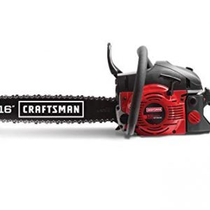 Craftsman 42cc 2-Cycle 16-Inch Gas Powered Carrying Case Chainsaw