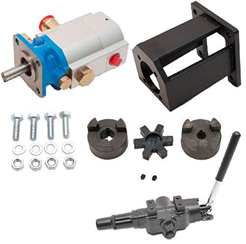 ToolTuff Log Splitter Build Kit: 16 GPM Pump, Mount