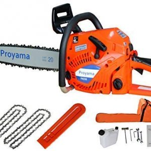 Proyama 20-inch Gas Powered Chainsaw