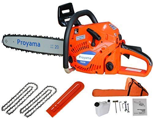 Proyama 20-inch Gas Powered Chainsaw