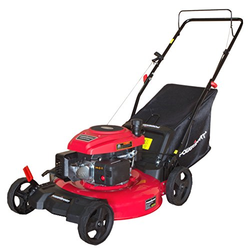"""21"""" 3-in-1 161cc Gas Push Lawn Mower"""