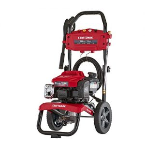 3000 MAX PSI 2.5 MAX GPM Gas Pressure Washer