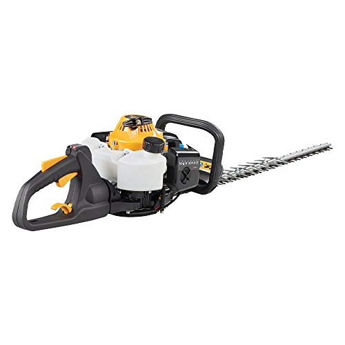 Poulan Pro 22in Gas Powered 2 Cycle Hedge Trimmer (Renewed)