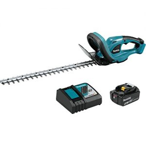 "Makita 18V LXT Lithium-Ion Cordless 22"" Hedge Trimmer Kit"