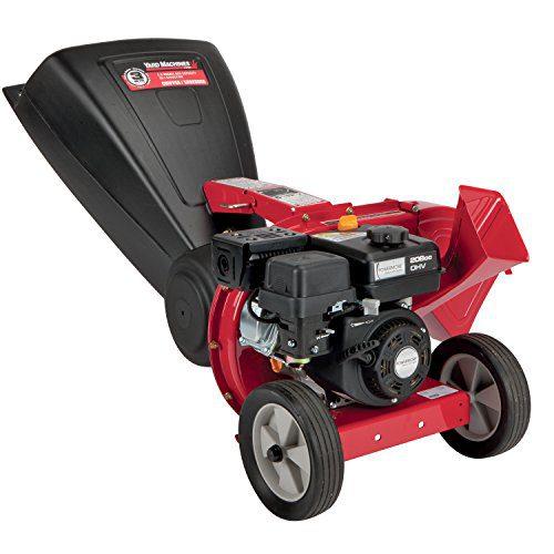 Yard Machines 208cc Chipper Shredder