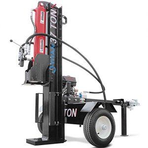 Titan Towable Power Hydraulic 2 Way Log Wood Splitter