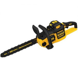 DEWALT 40V 4AH Lithium Ion XR Brushless Chainsaw