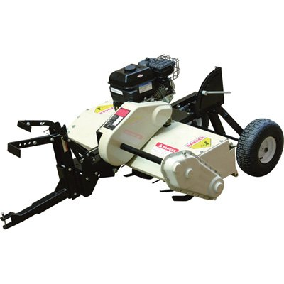 ATV Tiller with 205cc Briggs and Stratton